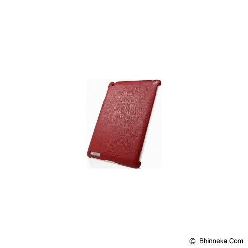SPIGEN Griff Leather Grip [SGP07700] - Dante Red - Casing Tablet / Case